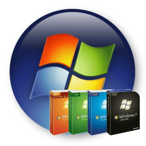 отличия версий windows 7