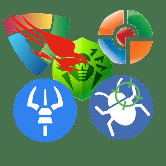 программы для удаления вирусов с компьютера
