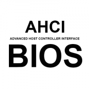 Включаем AHCI в BIOS