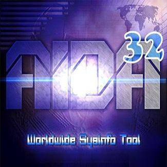 AIDA32 логотип