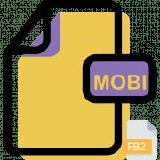 Конвертирование FB2 в MOBI