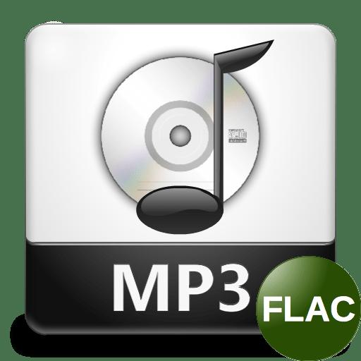Конвертирование FLAC в MP3