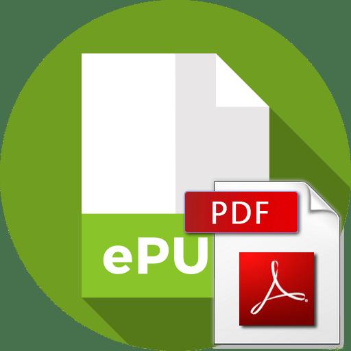 Конвертирование PDF в ePub