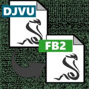Конвертирование из DJVU в FB2