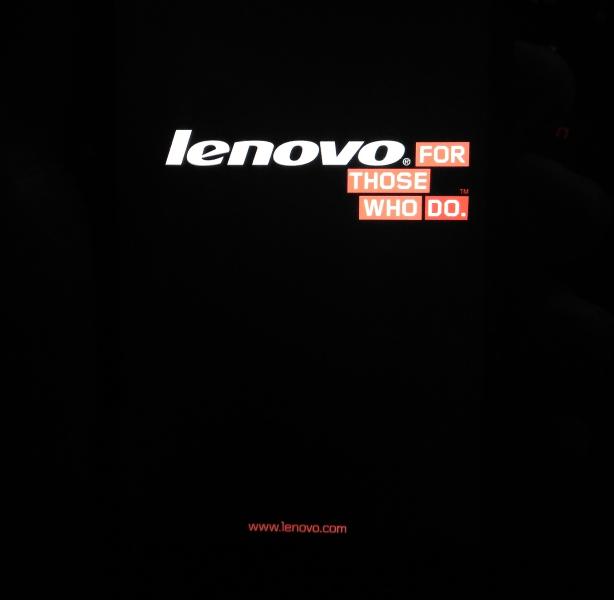 Lenovo A6000 прошивка S058 на базе Android 5 долгий первый запуск