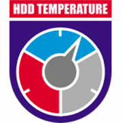 Логотип HDD temperature