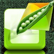Логотип PeaZip