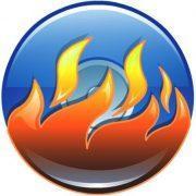 Логотип программных решений для прожига дисков