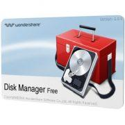 Логотип программы WonderShare Disk Manager