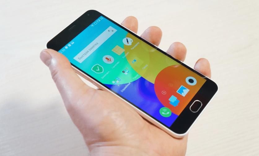 Meizu M2 Note Прошивка смартфона на официальные версии и кастомы