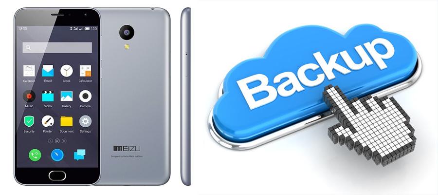 Meizu M2 Note Создание бэкапа перед прошивкой