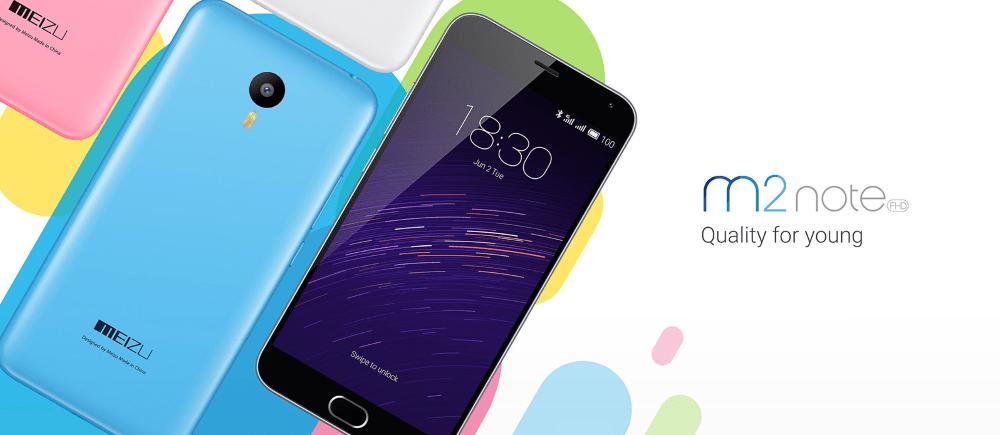Meizu M2 Note - прошивка смартфона три способа