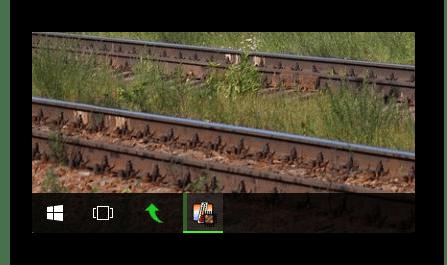 Отображение индикатора Core Temp на панели задач в нормальном состоянии
