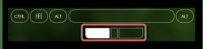 Отображения нажатий на кнопки мыши на сайте Key-Test