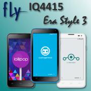 Прошивка Fly IQ4415 Era Style 3