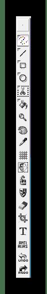 Панель инструментов Pro Motion NG