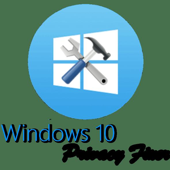 Скачать Windows 10 Privacy Fixer последнюю версию