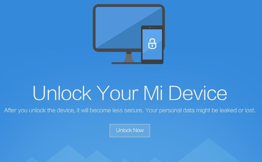 Xiaomi Mi4C Unlock Bootloader Разблокировка загрузчика