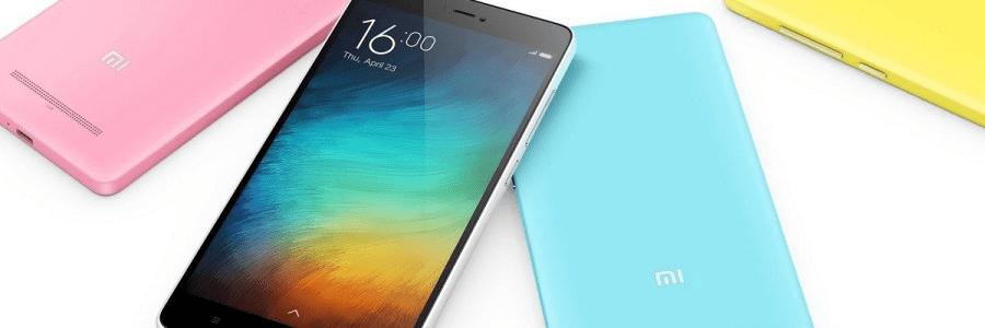 Xiaomi Mi4C подготовка перед прошивкой