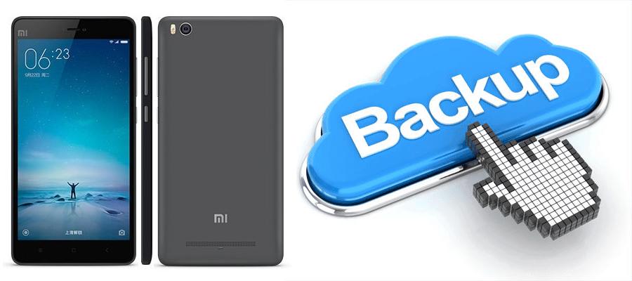 Xiaomi Mi4C создание бэкапа перед прошивкой