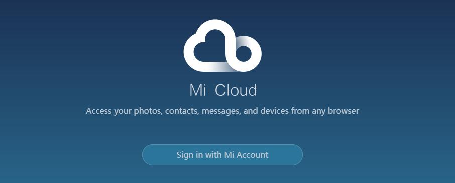 Xiaomi Mi4c создание локальной резевной копии и бэкапа в Micloud перед прошивкой