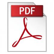 как изменить текст в пдф файле