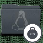 как узнать размер папки в linux