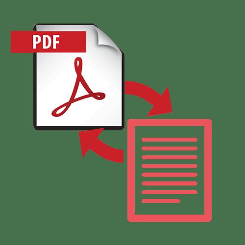 Как извлечь страницу из PDF файла