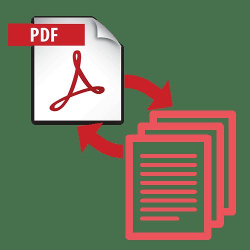 Как разделить PDF файл на страницы онлайн