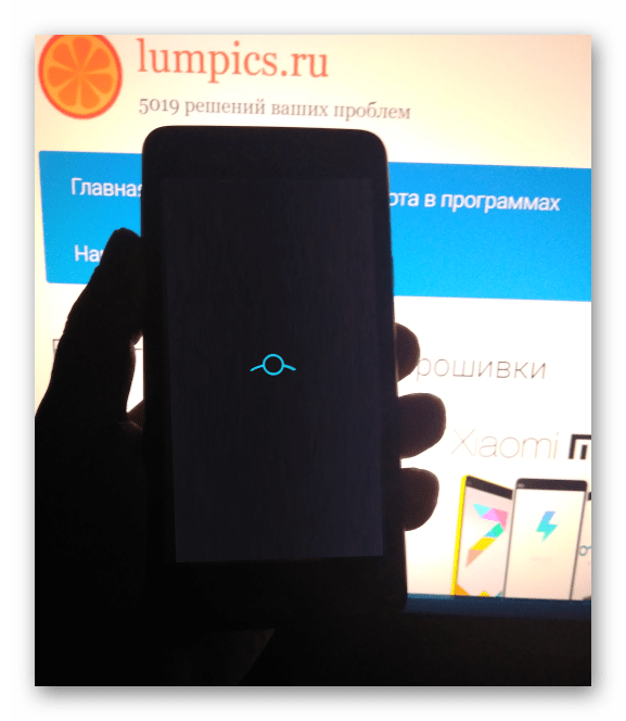 Explay Fresh загрузка LineageOS Android 7 после прошивки через TWRP