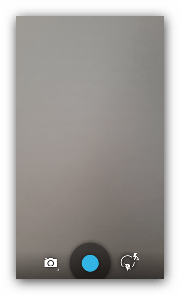 Главное рабочее окно Camera JB+
