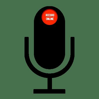 Как записать аудио онлайн