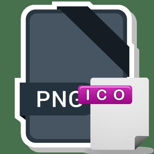 Конвертирование PNG в ICO