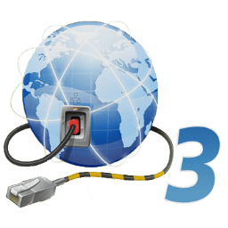 Логотип Ashampoo Internet Accelerator