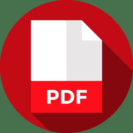 Логотип программ для редактирования ПДФ