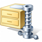 Логотип программ для сжатия файлов