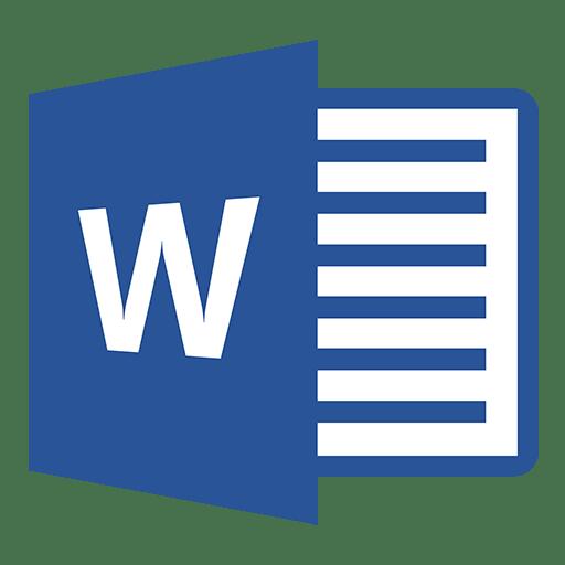 MS Word логотип