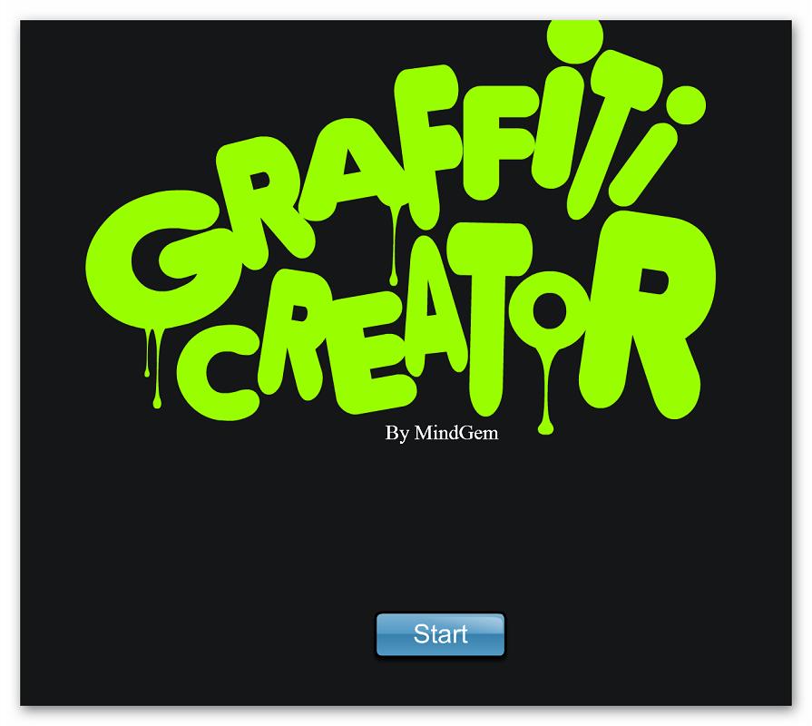 Начало работы с редактором Graffiti