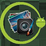 Приложения для обработки фото на Андроид