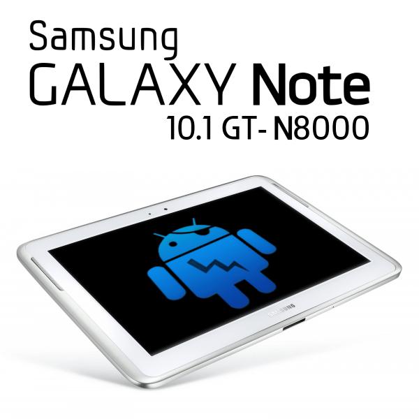 Прошивка Samsung Galaxy Note 10.1 N8000