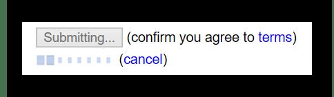 Процесс конвертирования на Online Converter