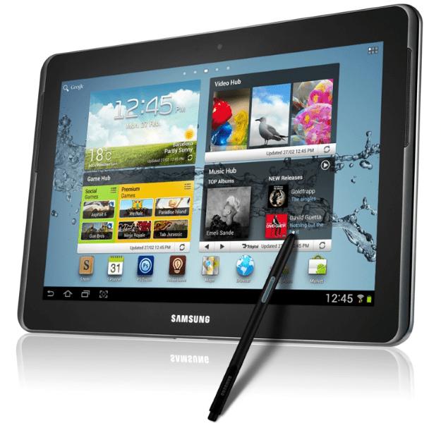 Samsung Galaxy Note 10.1 GT-N8000 Резервная копия перед прошивкой