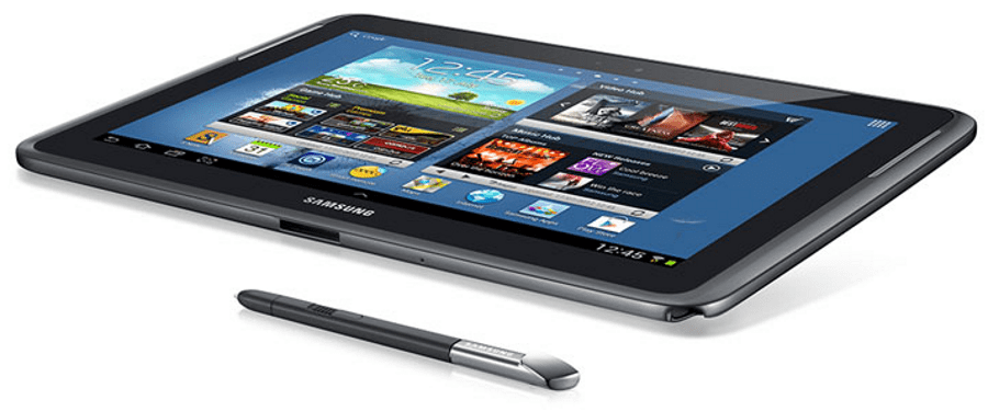 Samsung Galaxy Note 10.1 GT-N8000 прошивка Android разными способами