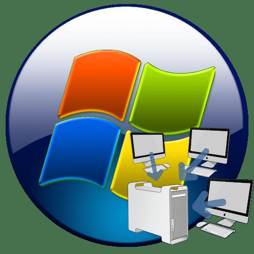 Терминальный сервер на компьютере с ОС Windows 7
