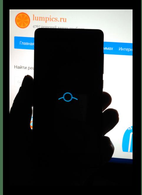 Xiaomi Mi4C загрузка LineageOS после прошивки через TWRP