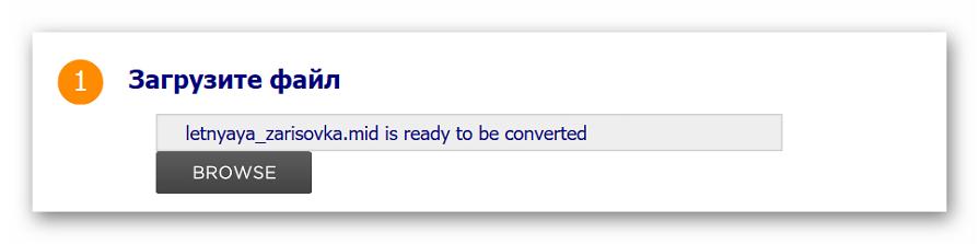 Загрузка начального файла на Coolutils