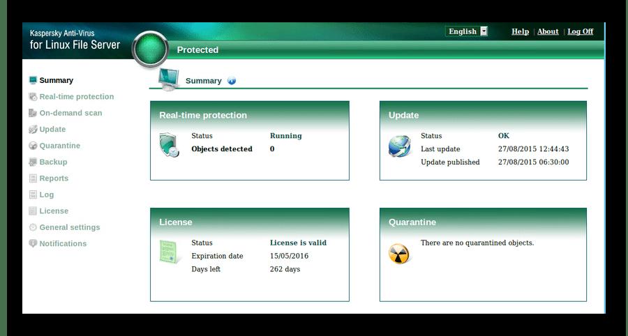 антивирус для линукс kaspersky anti-virus