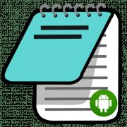 блокноты для андроид