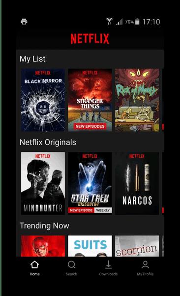 Доступные в СНГ фильмы и сериалы в Netflix