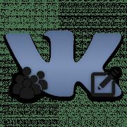 Как редактировать группу ВКонтакте